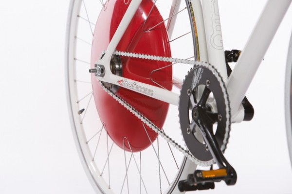 Electric Bikes made simple - the Copenhagen Wheel?